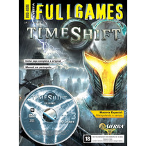 Revista Fullgames: Timeshift Para Pc