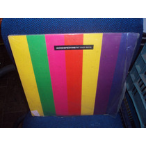 Pet Shop Boys - Introspective - C/encarte Lp Vinil - Novo
