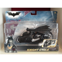 Batman - The Dark Knight - Knight Cycle - Mattel - Raro