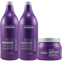 Loreal Absolut Control - Shampoo Ou Condicionador Ou Máscara