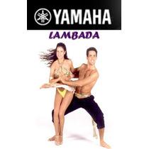 Ritmos Yamaha - Lambada