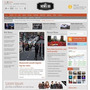 Template Responsive Joomla 3.0 Portal De Noticias - J536