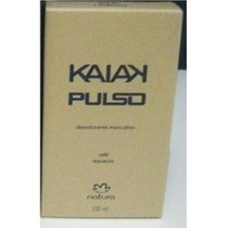 Natura Kaiak Pulso Refil Desodorante Spray - 100ml