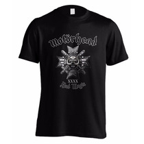 Camisa Camiseta De Banda Motörhead