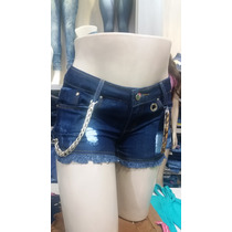 Shorts Jeans Customizado Direto Da Fábrica. Goiânia