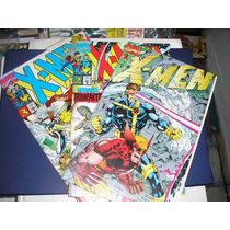 X-men Mini-serie Em 3 Edições Editora Abril - Formatão
