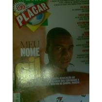 Placar - Gil Na Capa - Maio 2001