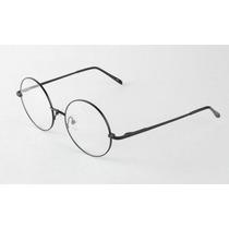 Armação De Óculos Redonda Harry Potter