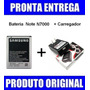 Bateria Original +carregador Samsung Galaxy Note N7000 I9220