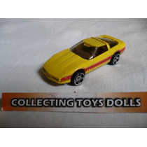 Hot Wheels (147) Corvette 1980 - Collecting Toys