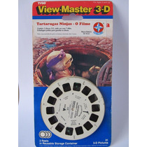 View Master 3d - Tartarugas Ninja Filme - Estrela - Lacrado