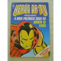 Heróis Da Tv No.76 Outubro 1985 Editora Abril Ótimo!leia!