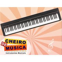 Piano Yamaha P35 Na Cheiro De Música Loja Autorizada !!
