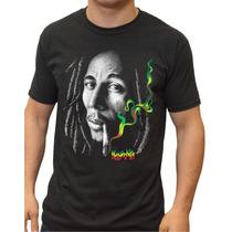 Camisa Bob Marley - Kaya Man