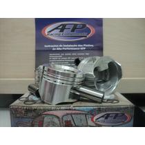 Pistão Afp + Pinos Forjados Motor Ap 1.9 Milinove 82.5 A 84m