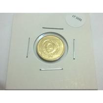 Moeda Fc Iugoslávia 10 Dinara 1989 - Lt1031