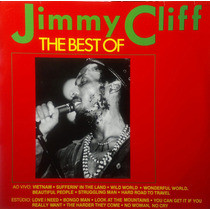 Lp Vinil - Jimmy Cliff - The Best Of