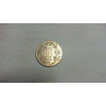 Moeda 100 Pesos República Oriental Del Uruguay