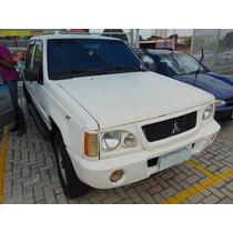 L200 2.5 Gl 4x4 Cd 8v Turbo Diesel 4p