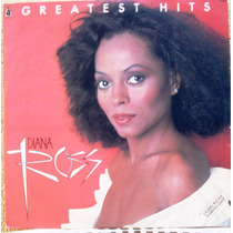 Lp Diana Ross Greatest Hits 1985 Endless Love ; Imagine