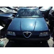 Alfa Romeo 164 Sucata Para Retirar Peças