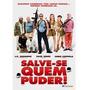 Dvd Original Do Filme Salve-se Quem Puder!