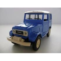 Carrinhos Miniatura Nacionais Toyota Bandeirante