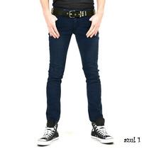 Calça Skinny Jeans Masculina Pronta Entrega Varias Cores
