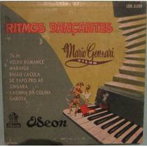 Mario Gennari Filho - Rítmos Dançantes - 10 Polegadas