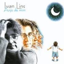 Cd Ivan Lins - Anjo De Mim (com Vânia Bastos E Boca Livre)