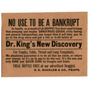Antigo Vidro De Remédio - Farmácia - Raridade