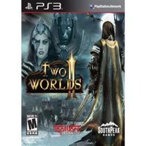 Jogo Two Worlds Para Ps3 Playstation 3