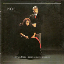 Cd Cesar Camargo Mariano & Leny Andrade - Nós - Novo***