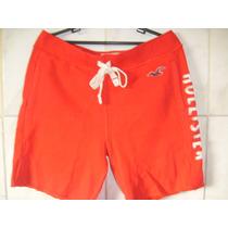 Short Feminino Hollister Eua = M Ou G Brasil 44cm X 48cm