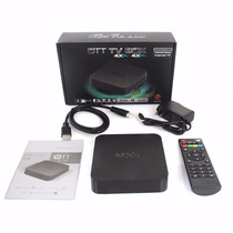 Tv Box Mini Pc 4.4 Mxq Quad Core Wifi Show 4k