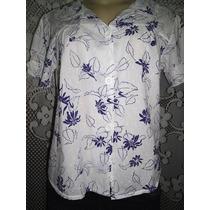 Camisa Feminina Lezie Tamanho M.