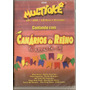 Dvd Multiokê - Cantando Com Canários Do Reino No Arrasta -pé