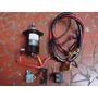 Partida Eletrica Para Motor De Popa Mercury 25hp Sea Pro