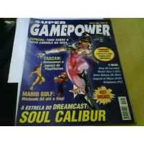 Revista Super Gamepower N°66 Tarzan Detonado Ps1