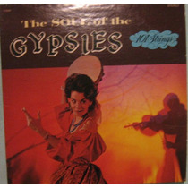 101 Strings - The Soul Of The Gypsies - 1972 Lp Importado