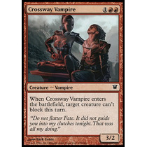 X4 Vampiro Da Encruzilhada (crossway Vampire) - Innistrad
