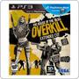 The House Of Dead Overkill - Ps3 - Original Novo Lacrado