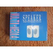 Caixas De Som / Alto-falantes Multimídia Para Pc
