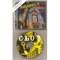 Cd Paradoxx Club ( Dance, Anos 90)