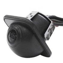 Micro Mini Câmera De Ré P Placa Colorida Noturna 170 Graus