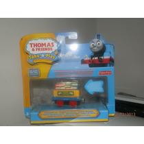 Thomas E Seus Amigos: Storybook Car Da Fisher Price