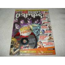 Revista Cd Expert Game Kiss Pinball Completo