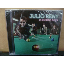 Júlio Reny E Os Irish Boys - Bola 8 - Cd Nacional