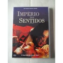 Império Dos Sentidos - Dvd Raro E Em Ótimo Estado!!!!