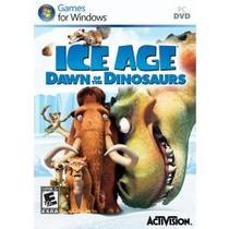 Jogo Ice Age Dawn Of The Dinosaurs Pra Pc Lacrado E Original